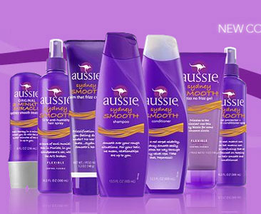 Hair Care Aussie Moist Shampoo